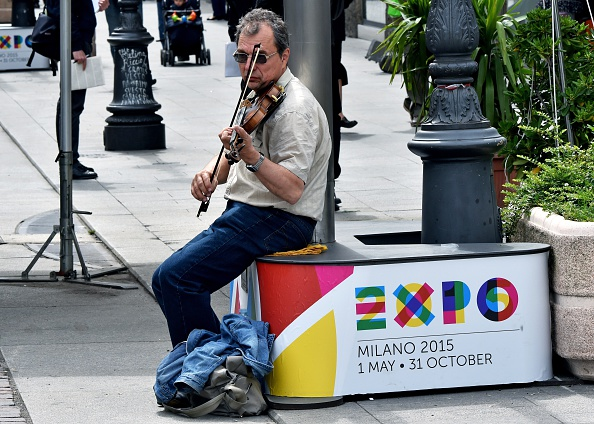 ITALY-EXPO2015-TOURISM-CULTURE-MILAN