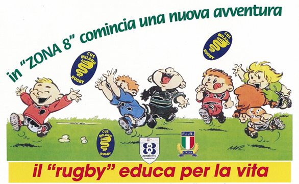 Rugby Milano Zona 8