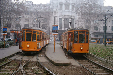 Tram Centrale