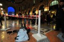 Foto: Berlusconi suicida in Galleria