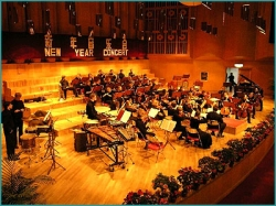 orchestra cinese