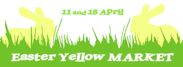 Easter Yellow MARKET