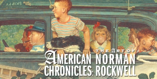 American Chronicles- The Art of Norman Rockwell