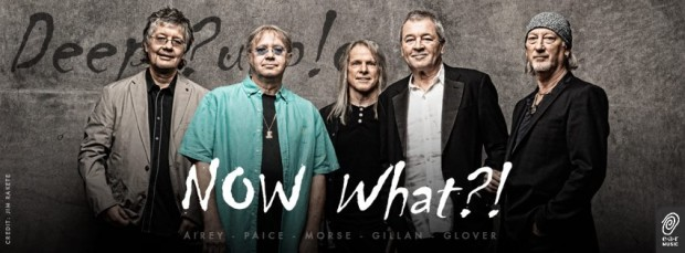 Deep Purple tour 2015 Roma