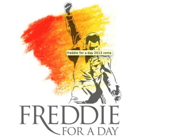 Freddie For A Day 2014 Hard Rock Cafe Rome