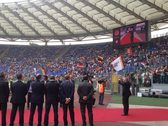 hall of fame as roma