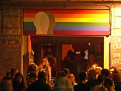 Coming Out, Rome's gay pub