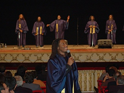 DION DION - Happy Day gospel Singers