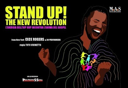 Stand Up! The New Revolution