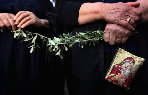 IRAQ-RELIGION-CHRISTIAN-PALM-SUNDAY
