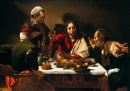 Cena in Emmaus, 1595-96 Londra, The National Gallery