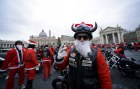 Christmas 2014 in Rome - Babbo Natale a Piazza San Pietro