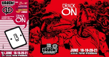 crack on card 2009