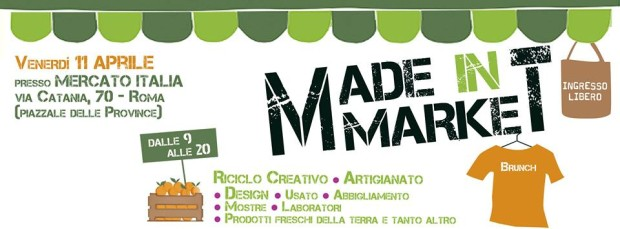 Made in Market  Roma
