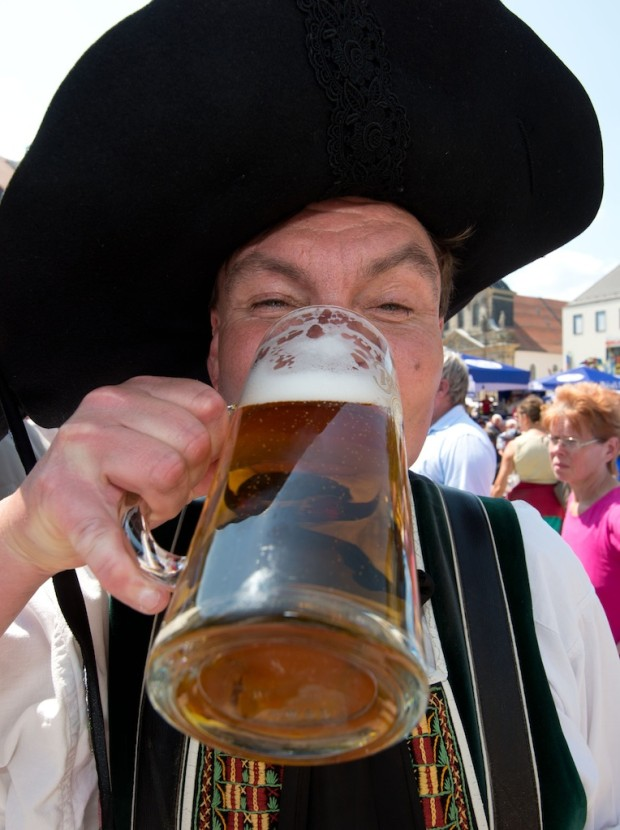 GERMANY-BAVARIA-FRANCONIA-BEER-TRADITION