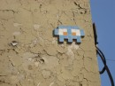 Space Invaders a Roma