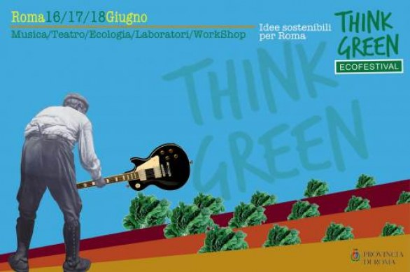 Think Green Ecofestival 2011