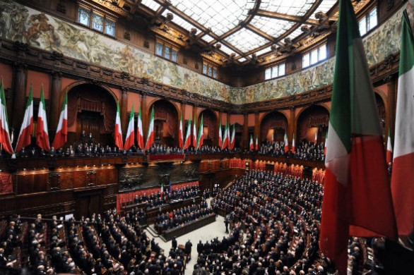 Libri in parlamento for Parlamento senato