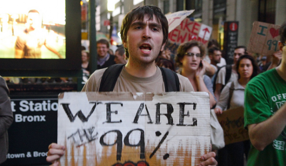 occupy wall street library, antologia poesia, occupy wall street poetry