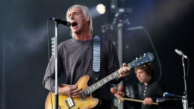 L'uomo cangiante-Paul Weller: The Modfather