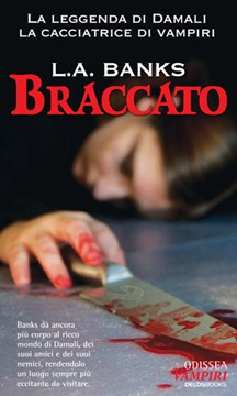 braccato_l_a_banks_damali_delos_books