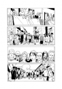Don Peppe Diana graphic novel, funerale