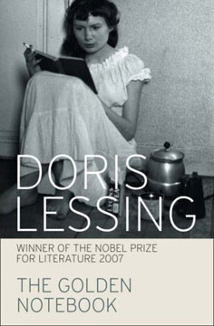 doris lessing,the golden notebook project,il taccuino d'oro