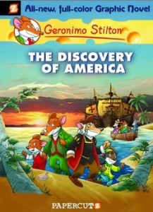 geronimo stilton, the discovery of america