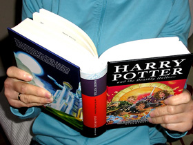 rowling, warner bros, harry potter lexicon