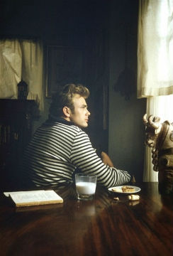 James Dean, by Sanford Roth