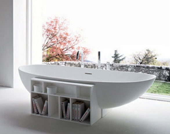 Egg Bathtub di Rexa Design