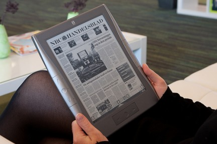 E-reader: previsto boom di vendite per Natale