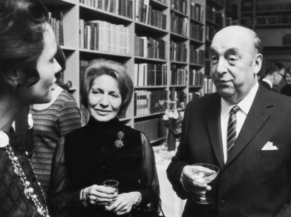 Memorial Pablo Neruda | reading poetico a Firenze, Photo by Hulton Archive/Getty Images