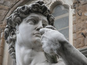 Michelangelo, David, Firenze