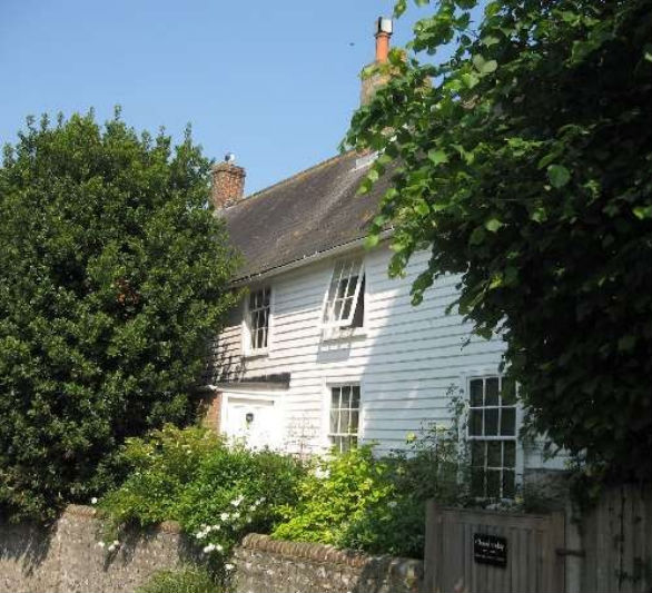 Monk's House - Virginia Woolf