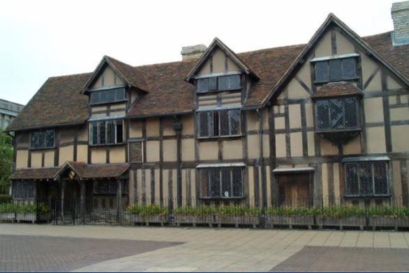 Stratford upon Avon - Wiliam Shakespeare
