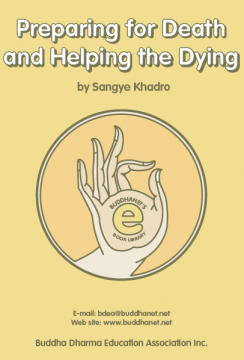 Preparing for death and helping dying