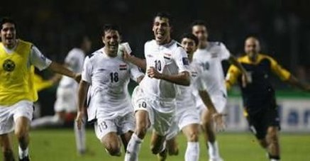Asian Cup all'Iraq