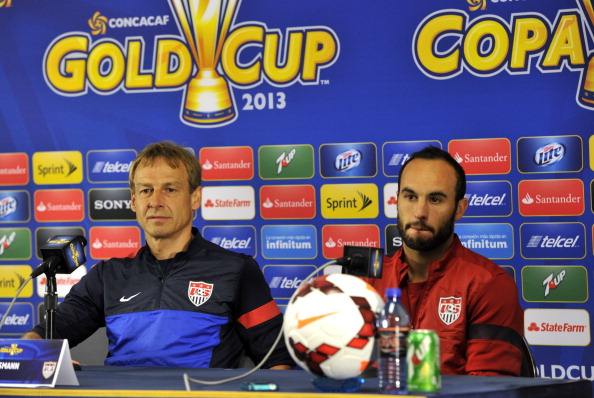 FBL-CONCACAF GOLD CUP-USA-TRAINING