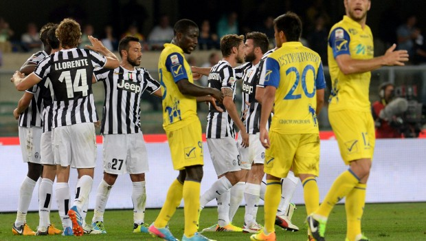 Chievo v Juventus: Watch a Live Stream of the Serie A match   available in the UK
