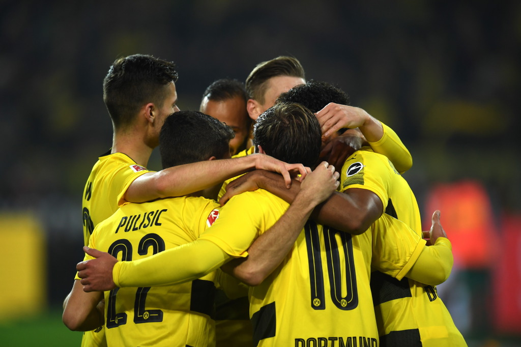 dortmund gladbach highlights