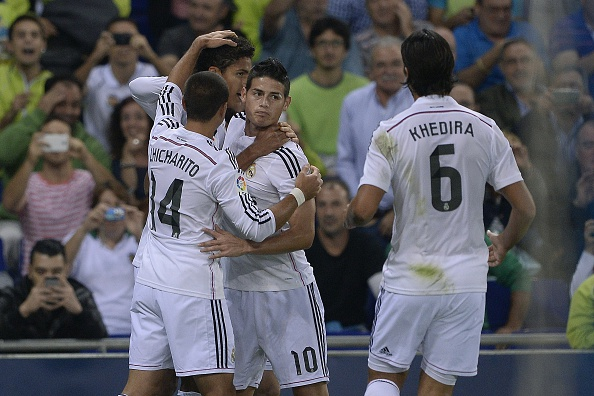 foto video real madrid: