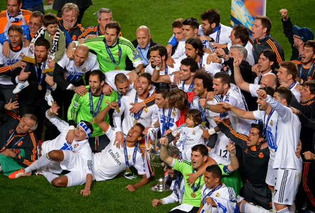 Real Madrid - Atletico Madrid 4-1 video gol | Finale Champions League 2014
