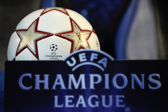 I risultati in diretta e le classifiche del 20 Novembre 2012 in Champions League