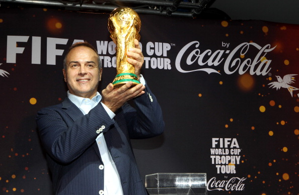 FIFA World Cup Trophy Tour in Rome - Party