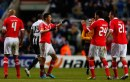 Newcastle - Benfica 1-1 | La Fotogallery | Europa League