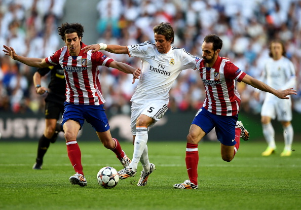 Real Madrid - Atletico Madrid 4-1   Foto Finale Champions League 2014