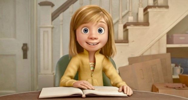 Inside out disney pixar trailer e clip in italiano