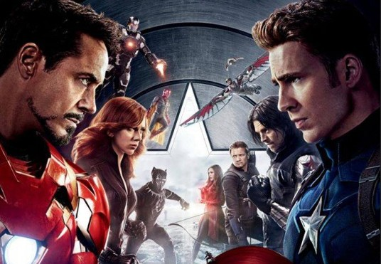 Box Office Italia 7 maggio, sabato da urlo per Captain America: Civil War