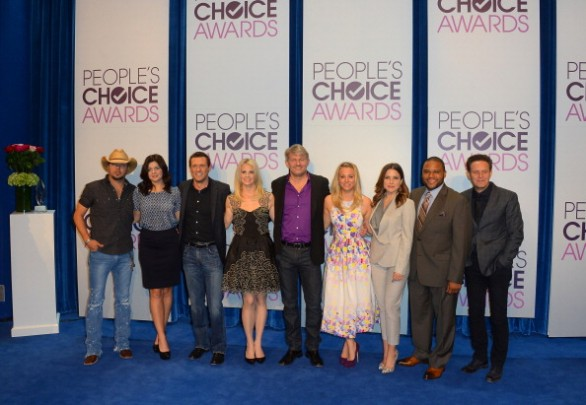Le nomination dei People's Choice Awards 2013